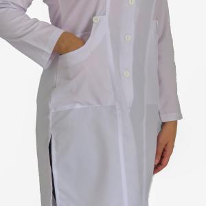 IMG 8574 copy 300x300 - روپوش پزشکی زنانه یقه خرگوشی