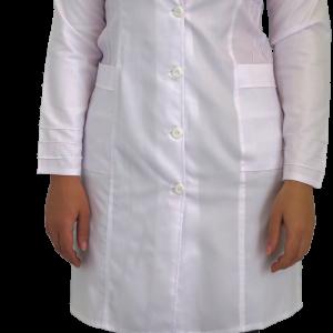 IMG 8547 copy 300x300 - روپوش پزشکی زنانه آرشال پیله دار