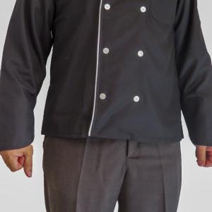 IMG 8673 copy 300x300 - لباس سرآشپزی مدل 10 دکمه