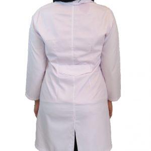 Kamar Pilise 300x300 - روپوش پزشکی زنانه کمر پلیسه