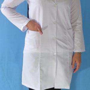 برشدار3 300x300 - روپوش سفید زنانه(ارزان)