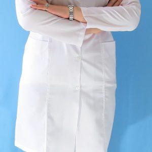 برشدار4 300x300 - روپوش سفید زنانه(ارزان)
