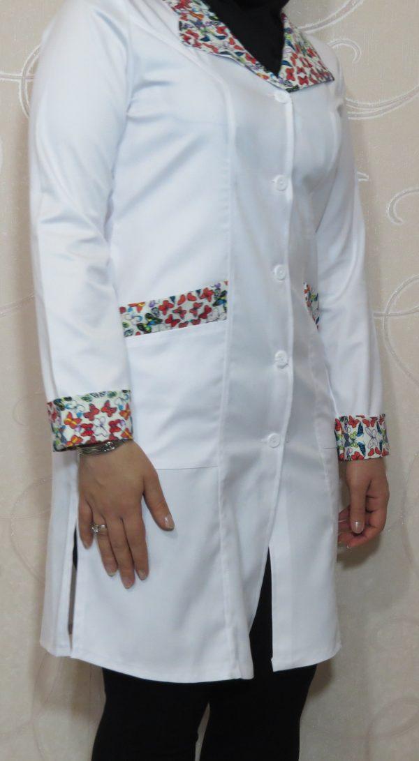 PARVANE4 600x1091 - روپوش سفید طرح پروانه ای آرشال