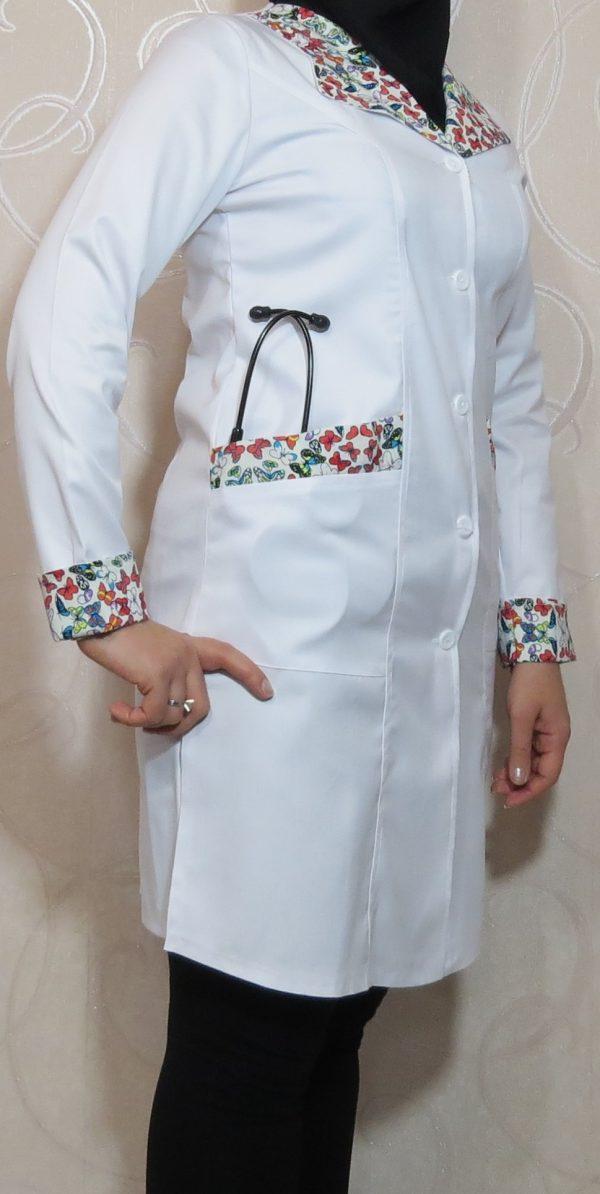 PARVANE7 600x1194 - روپوش سفید طرح پروانه ای آرشال